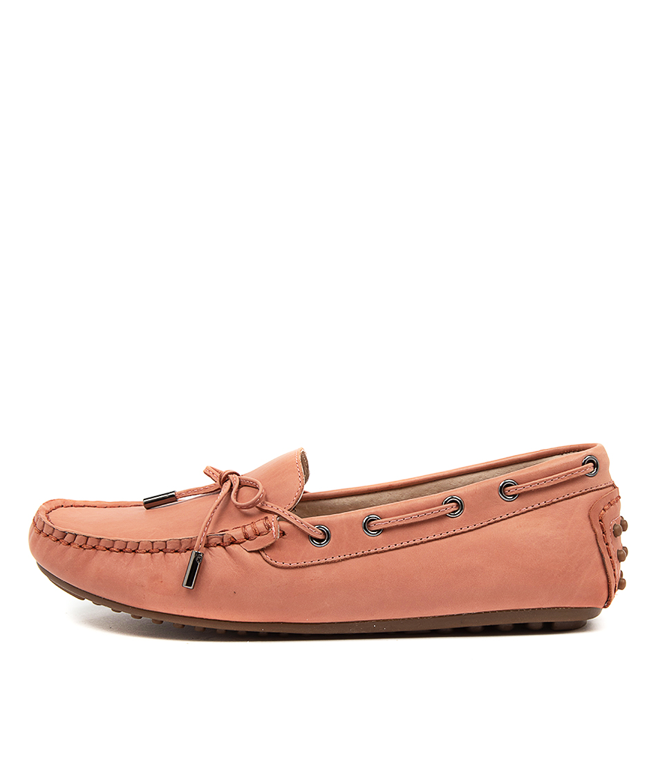 Buy Walnut Daria Loafer Wa Dusty Rose Flats online with free shipping
