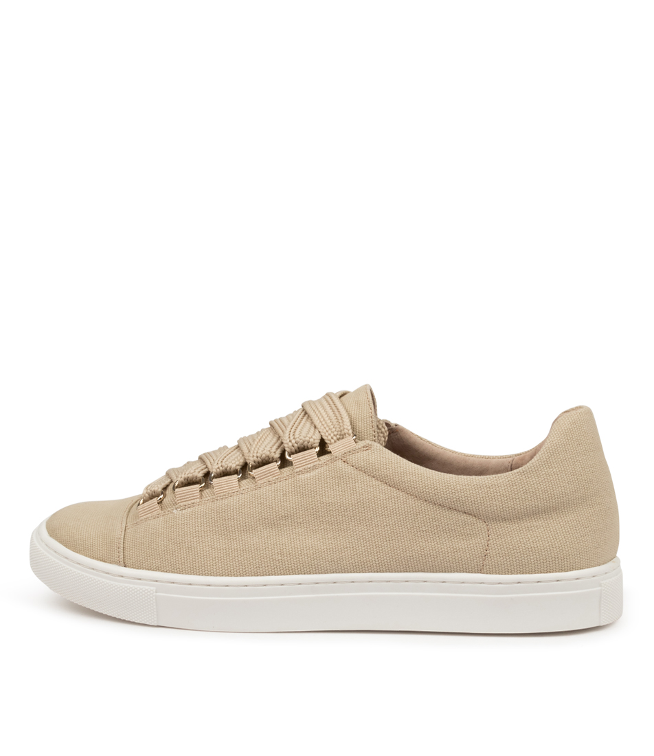 Buy Walnut Harris Wa Sand Sneakers online with free shipping