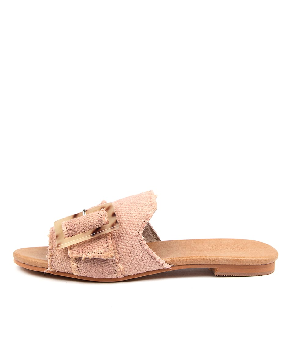 Buy Walnut Meadow Wa Lotus Flat Sandals online with free shipping
