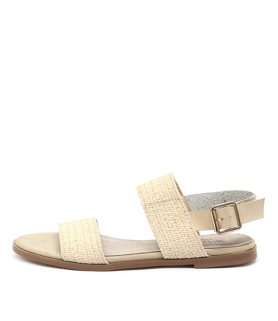 Walnut Riva Sandal Sand Casual Flat Sandals