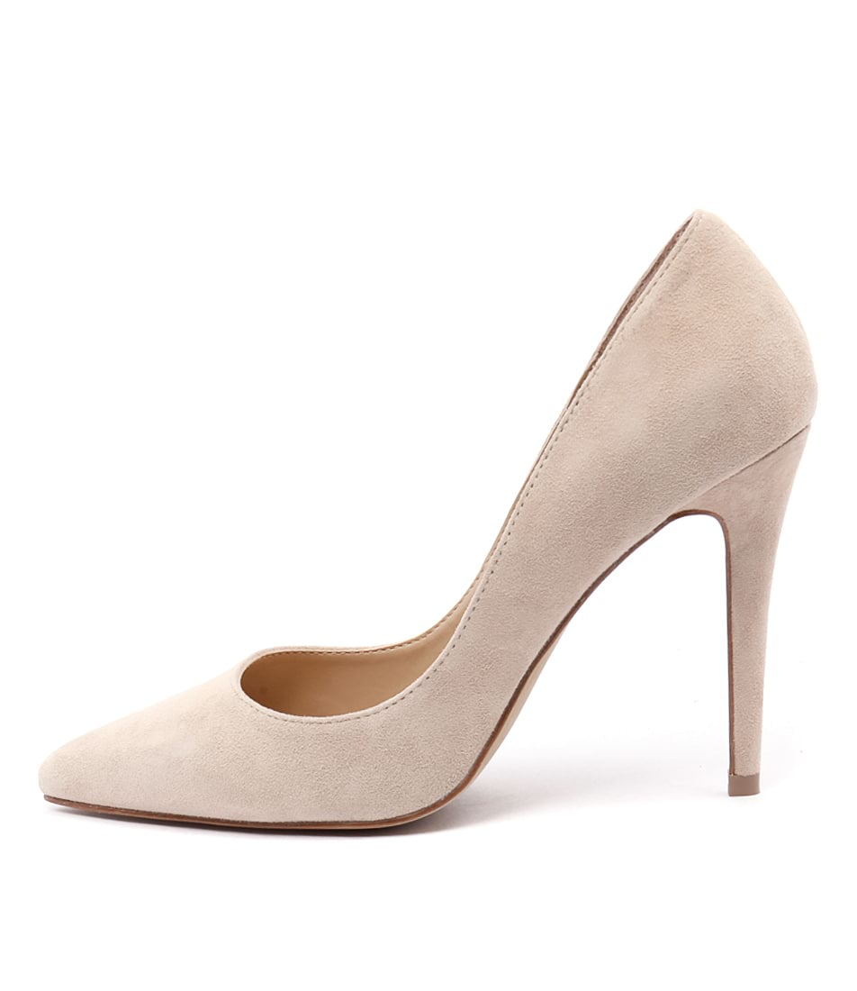Wanted Barrio Wn Nude Dress Heeled Shoes