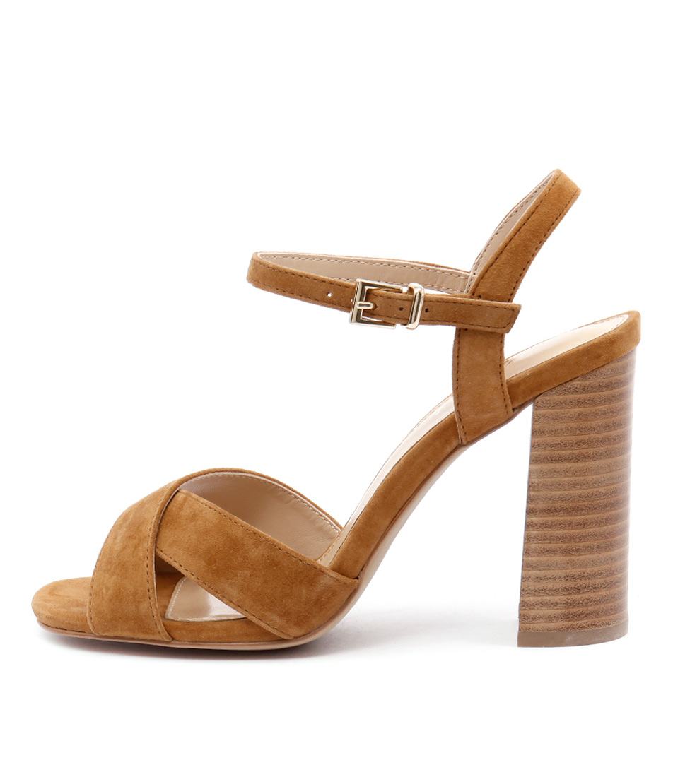 Wanted Kurt Wn Tan Heeled Sandals
