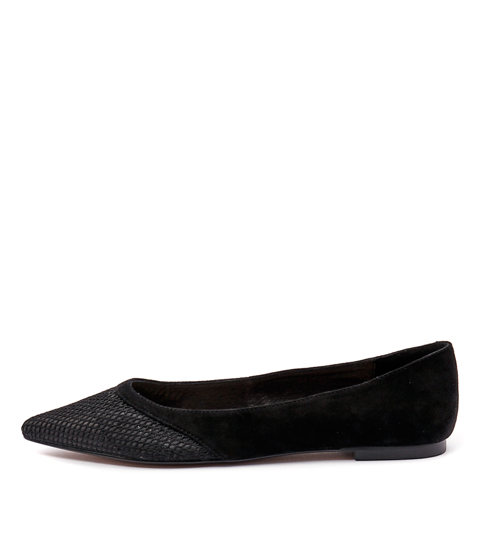 Wanted Providence Black Shoes