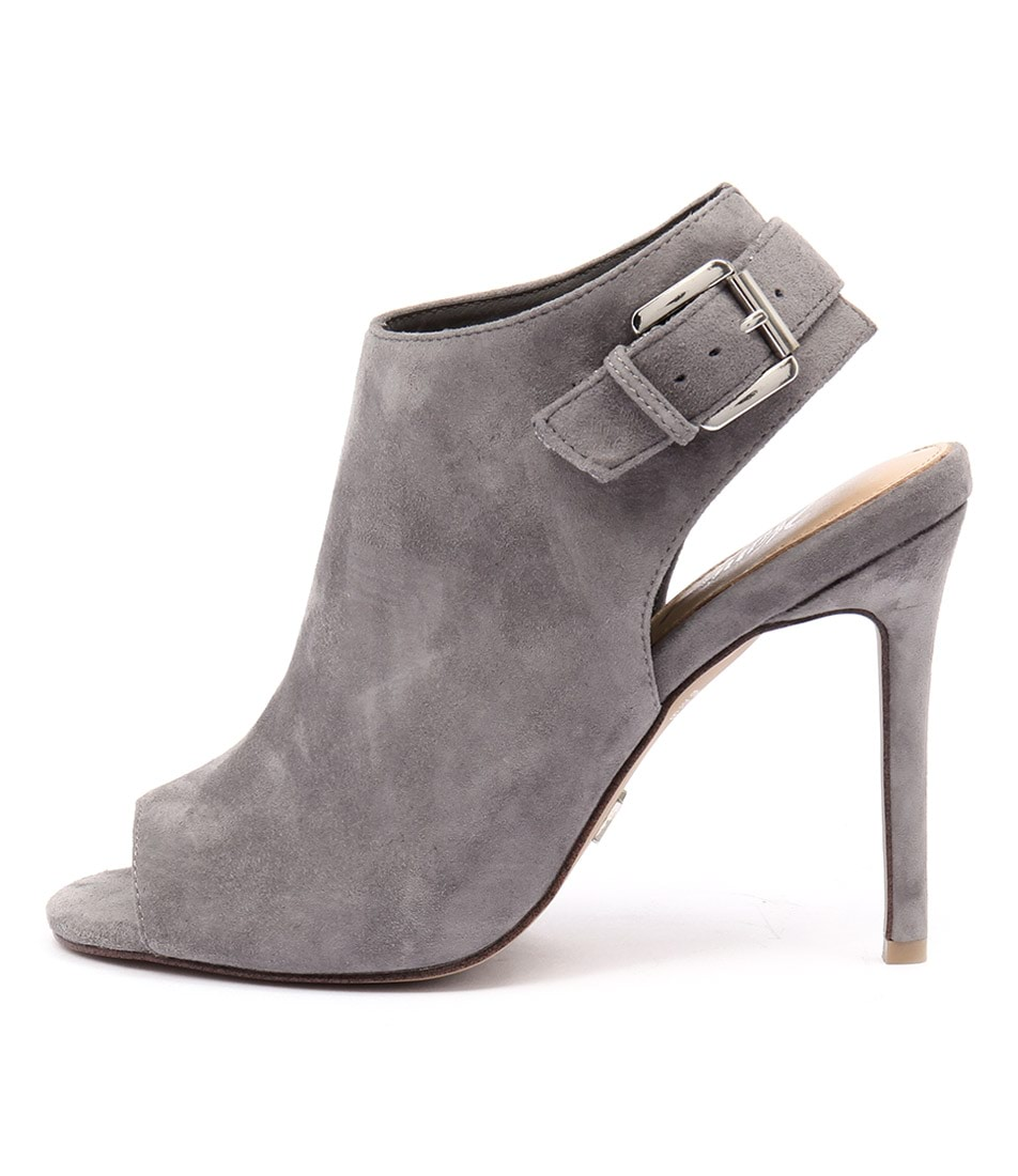 Wanted Diamond Wn Grey High Heels