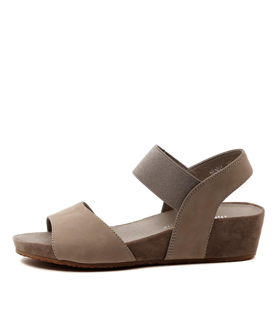 Django & Juliette Wendi Taupe Sandals