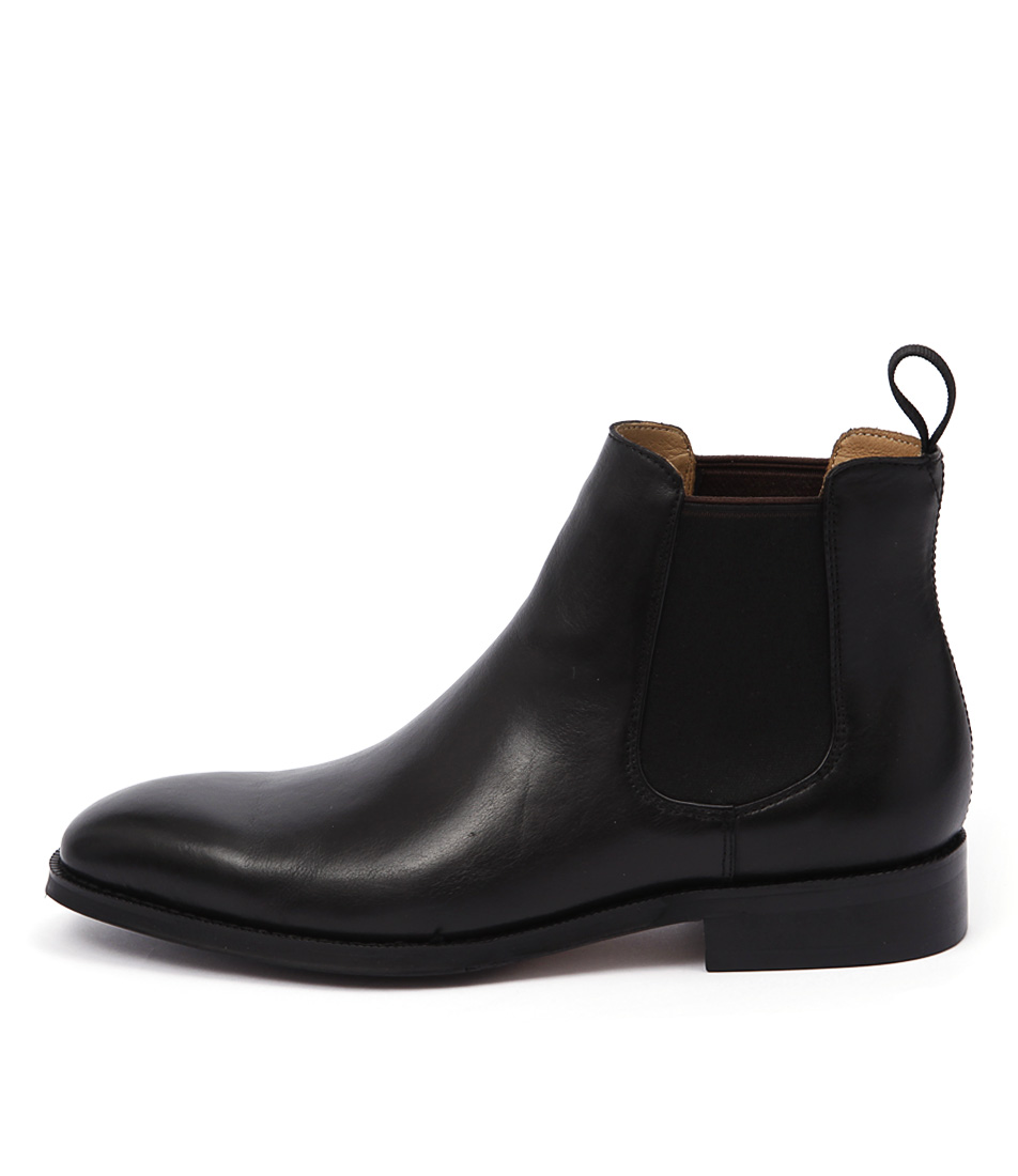 Image is loading New-Windsor-Smith-Stockman-Black-Mens-Shoes-Dress-