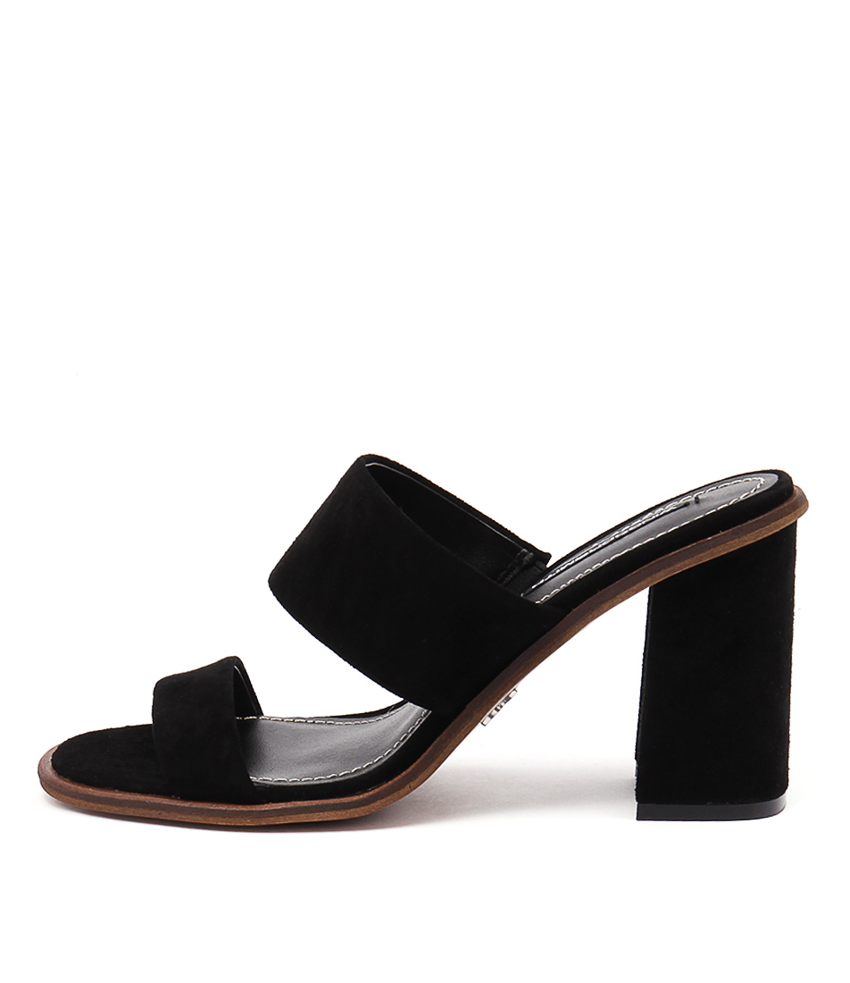 Windsor Smith Tarny Black Heeled Sandals