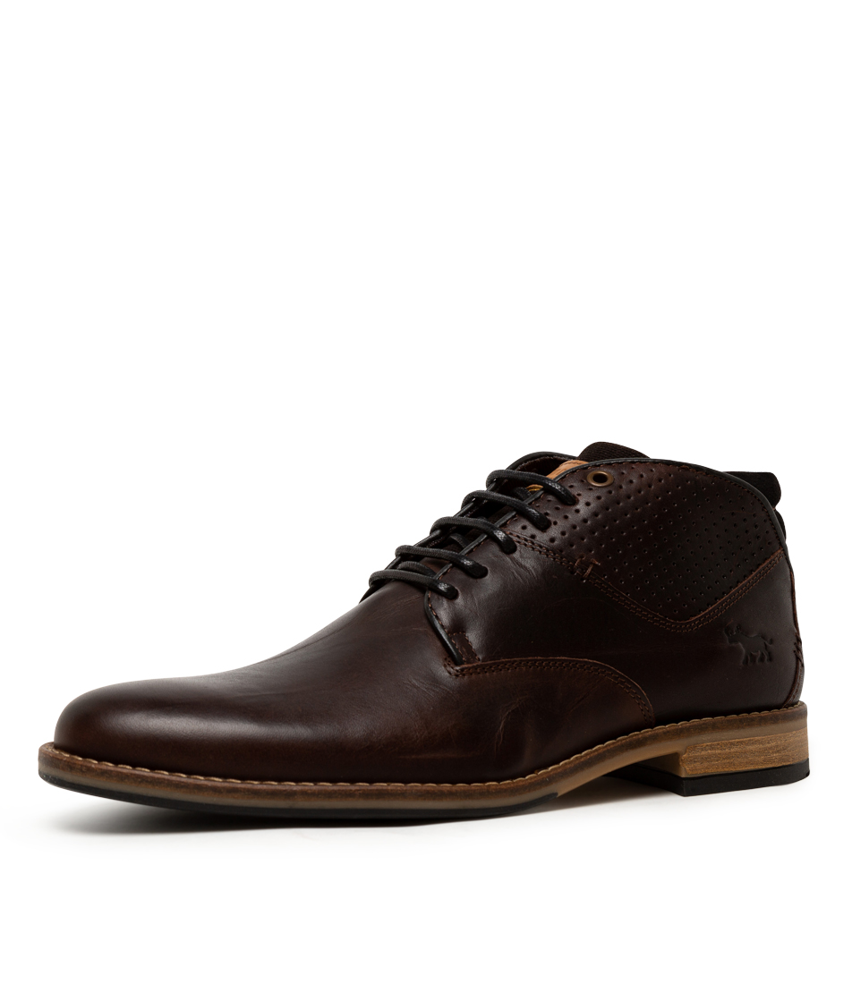 New-Wild-Rhino-Tanner-Mens-Shoes-Casual-Boots-Ankle thumbnail 7
