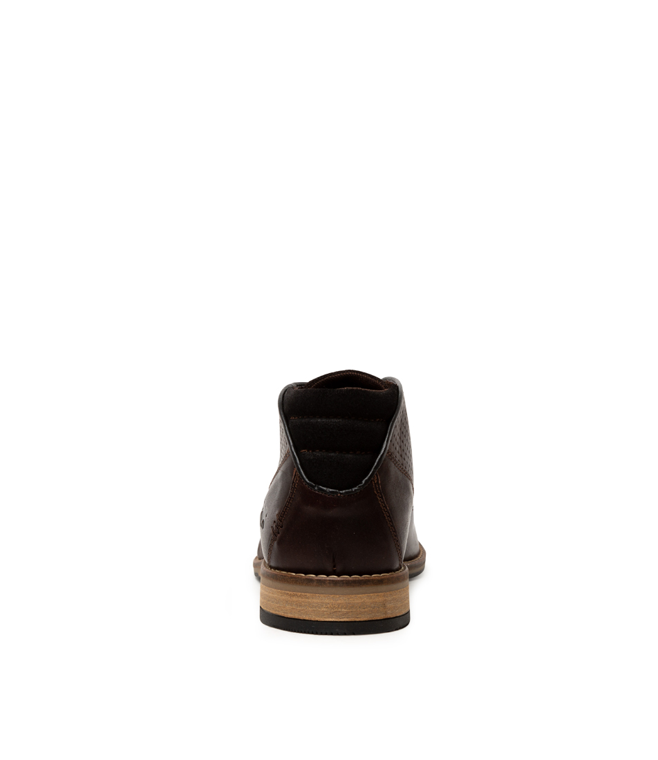 New-Wild-Rhino-Tanner-Mens-Shoes-Casual-Boots-Ankle thumbnail 8