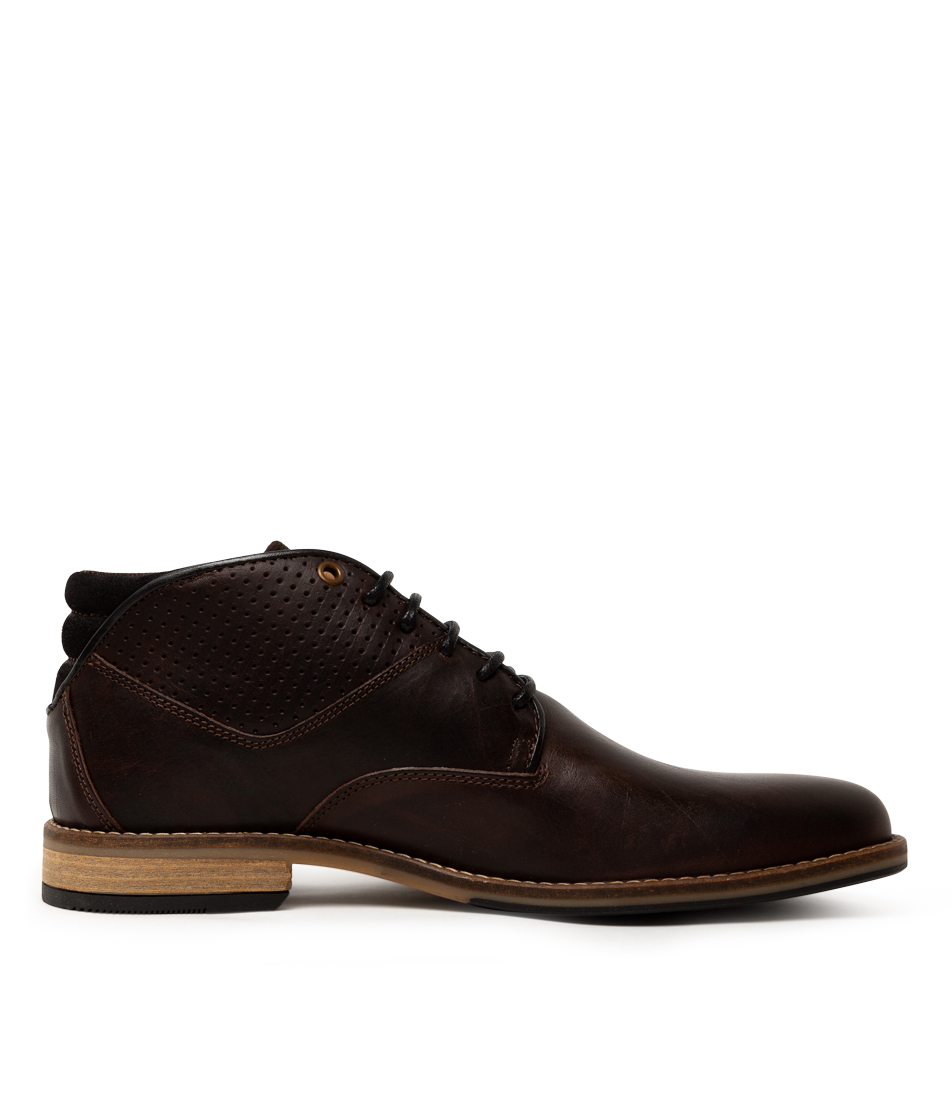 New-Wild-Rhino-Tanner-Mens-Shoes-Casual-Boots-Ankle thumbnail 9