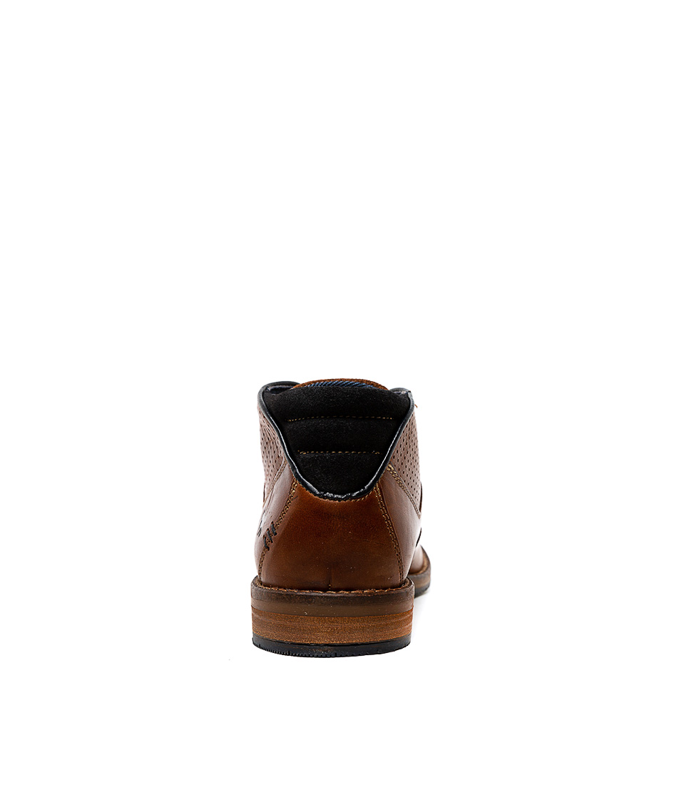 New-Wild-Rhino-Tanner-Mens-Shoes-Casual-Boots-Ankle thumbnail 3