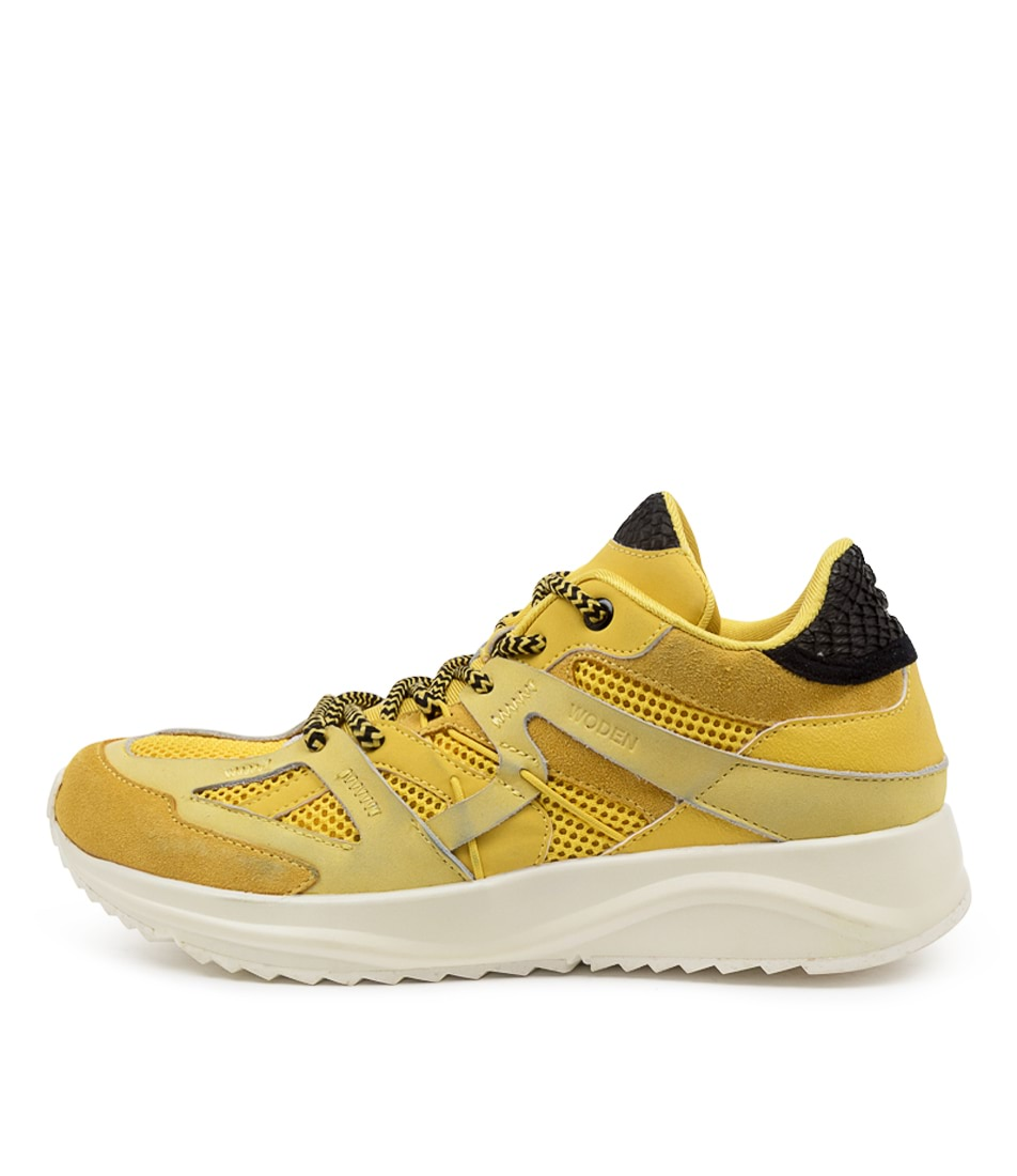Buy Woden Eve Wu Super Lemon Sneakers online with free shipping