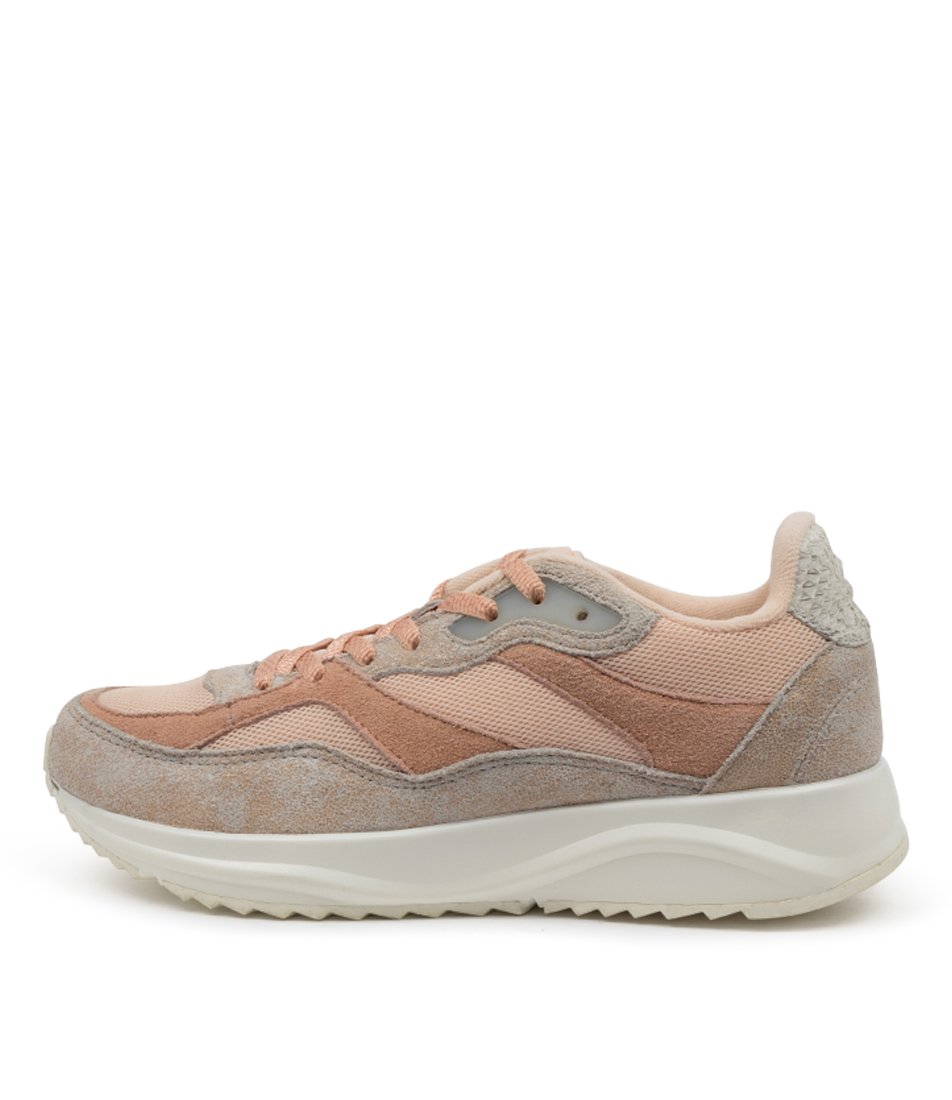 Buy Woden Sophie Breeze Wu Blush Sneakers online with free shipping