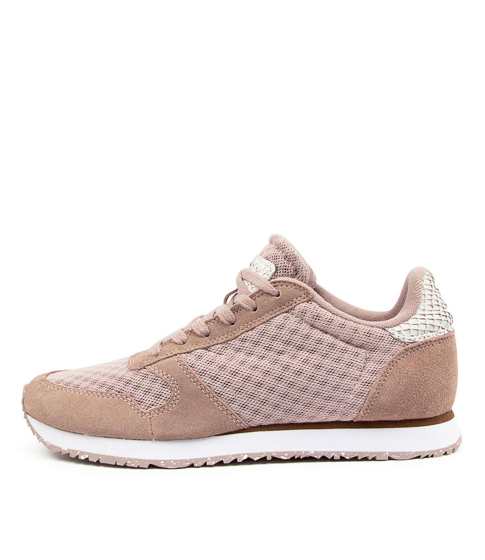 Buy Woden Ydun Suede Mesh Ii Wu Bark Sneakers online with free shipping