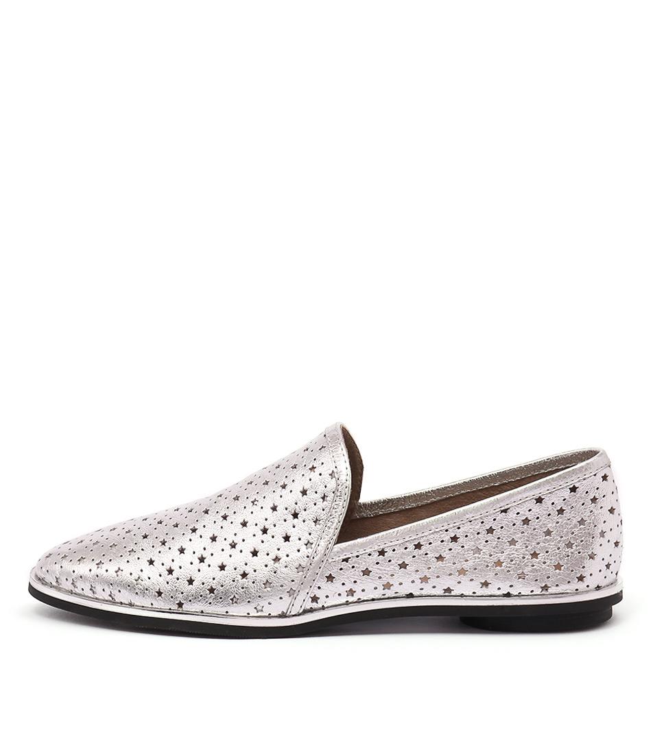 Zensu Amaze Ze Silver Shoes