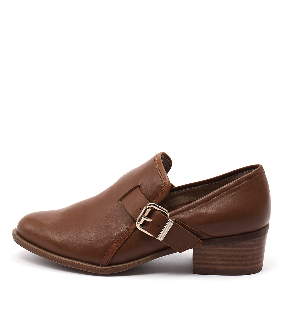 Zensu Rhythm Cognac Shoes