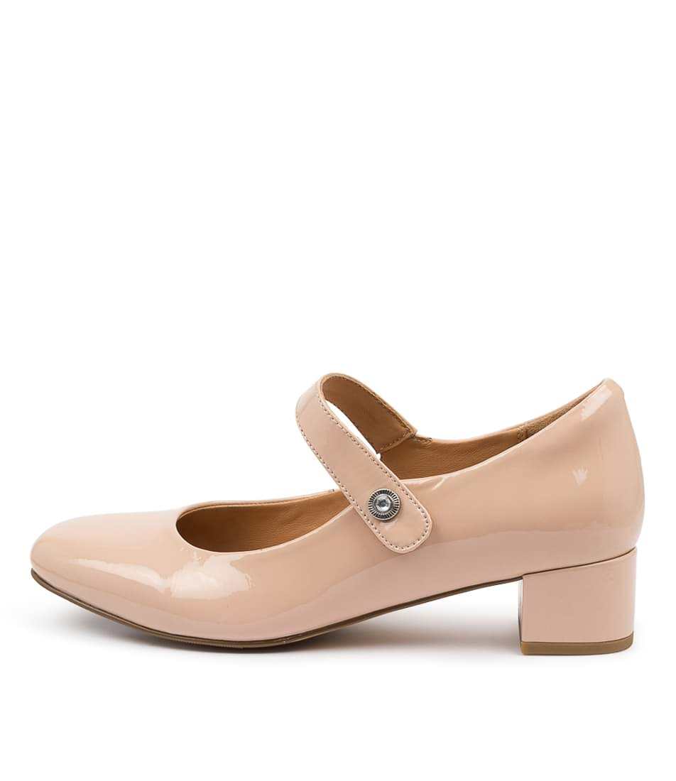Buy Ziera Kitty W Zr Nude High Heels online with free shipping