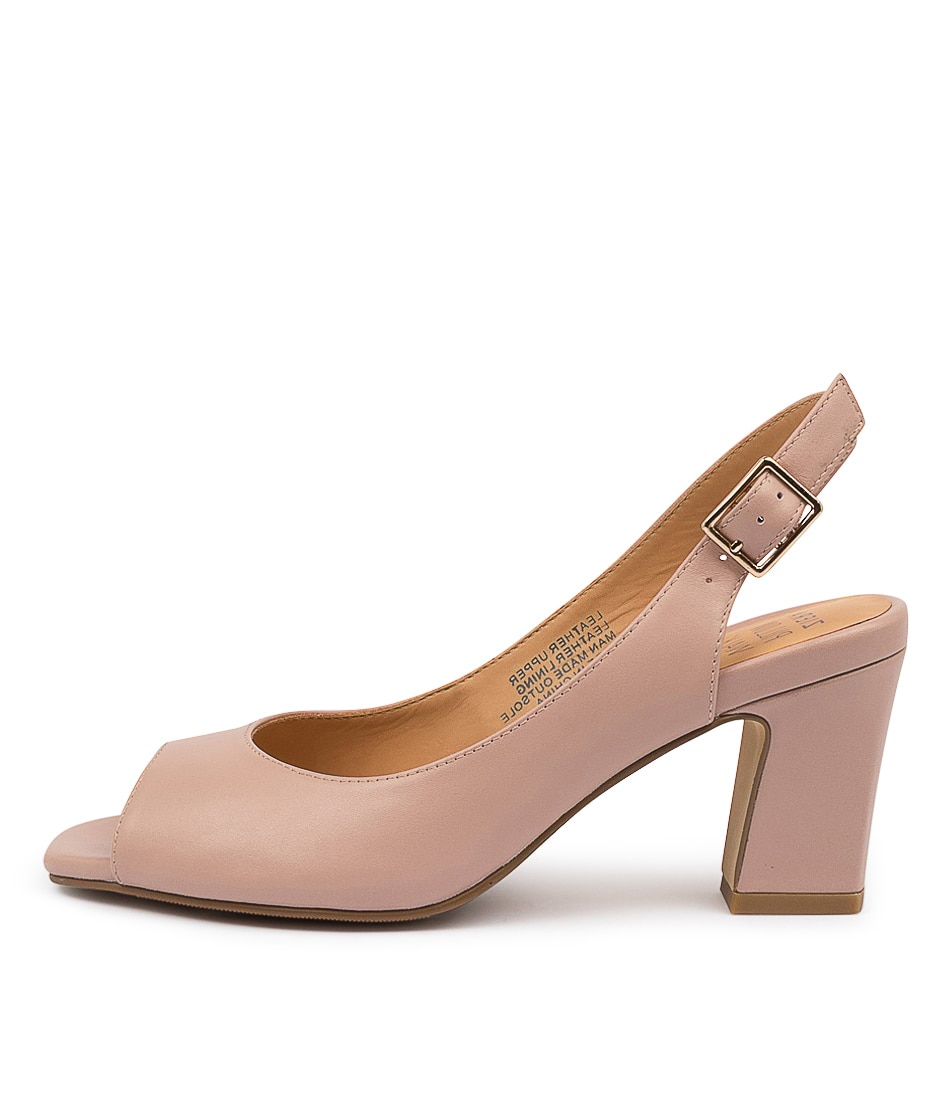 Buy Ziera Alison W Zr BlushHeeled Sandals online with free shipping