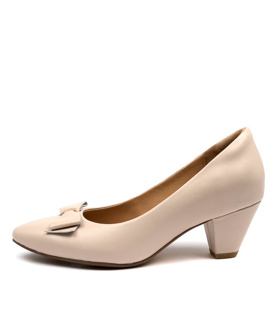 Buy Ziera Cass W Zr Nude High Heels online with free shipping