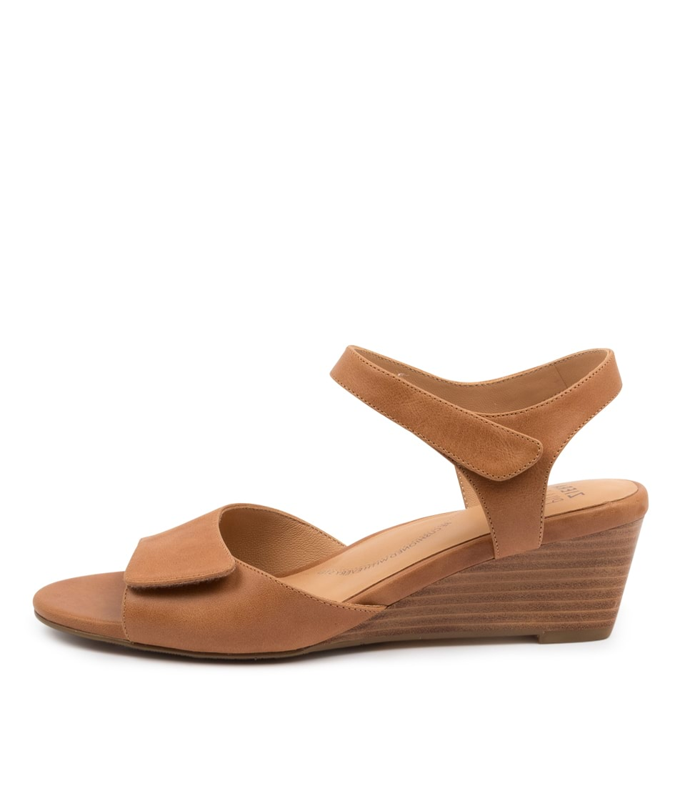 Buy Ziera Keiko W Zr TanHeeled Sandals online with free shipping