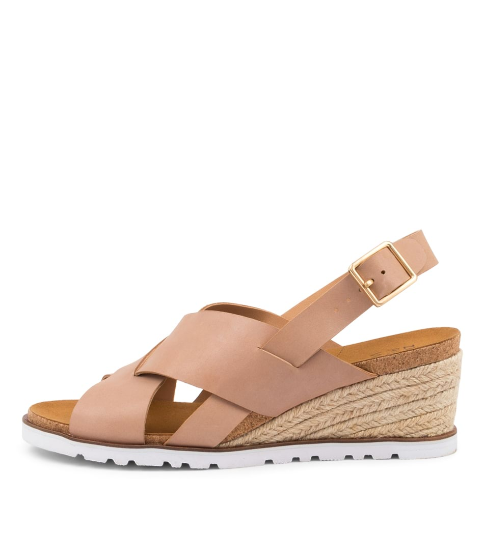 Buy Ziera Kyden W Zr CafeHeeled Sandals online with free shipping