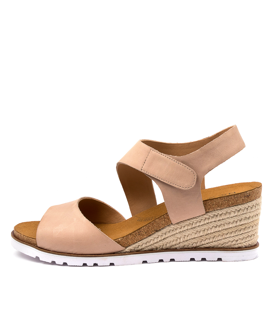Buy Ziera Khaza W Zr Blush Heeled Sandals online with free shipping