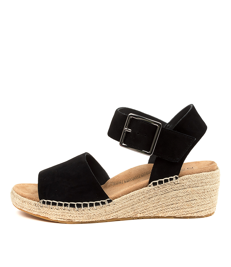 Buy Ziera Kraig Xw Zr BlackHeeled Sandals online with free shipping