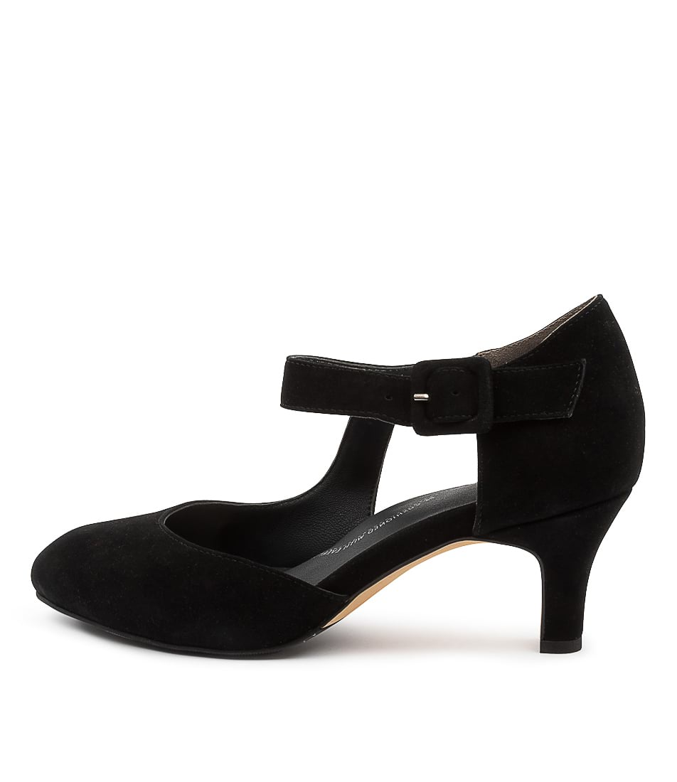Buy Ziera Timon Xw Zr Black High Heels online with free shipping