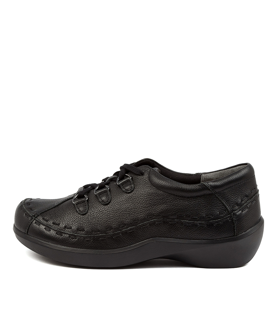 Buy Ziera Allsorts M Zr Black Flats online with free shipping