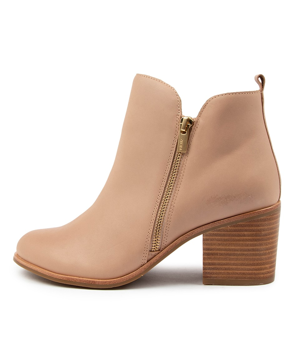 Buy Ziera Livia W Zr Cafe Ankle Boots online with free shipping