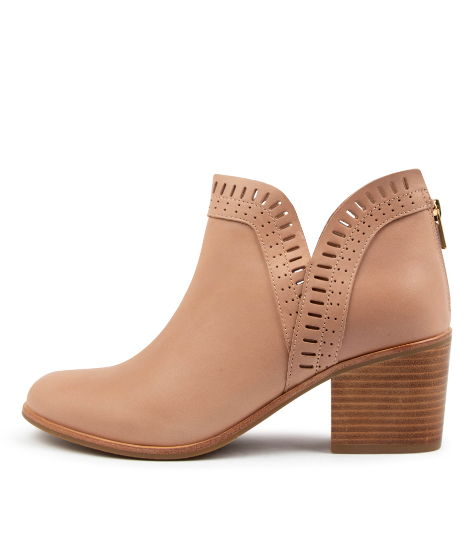 Buy Ziera Lyran W Zr Cafe Ankle Boots online with free shipping
