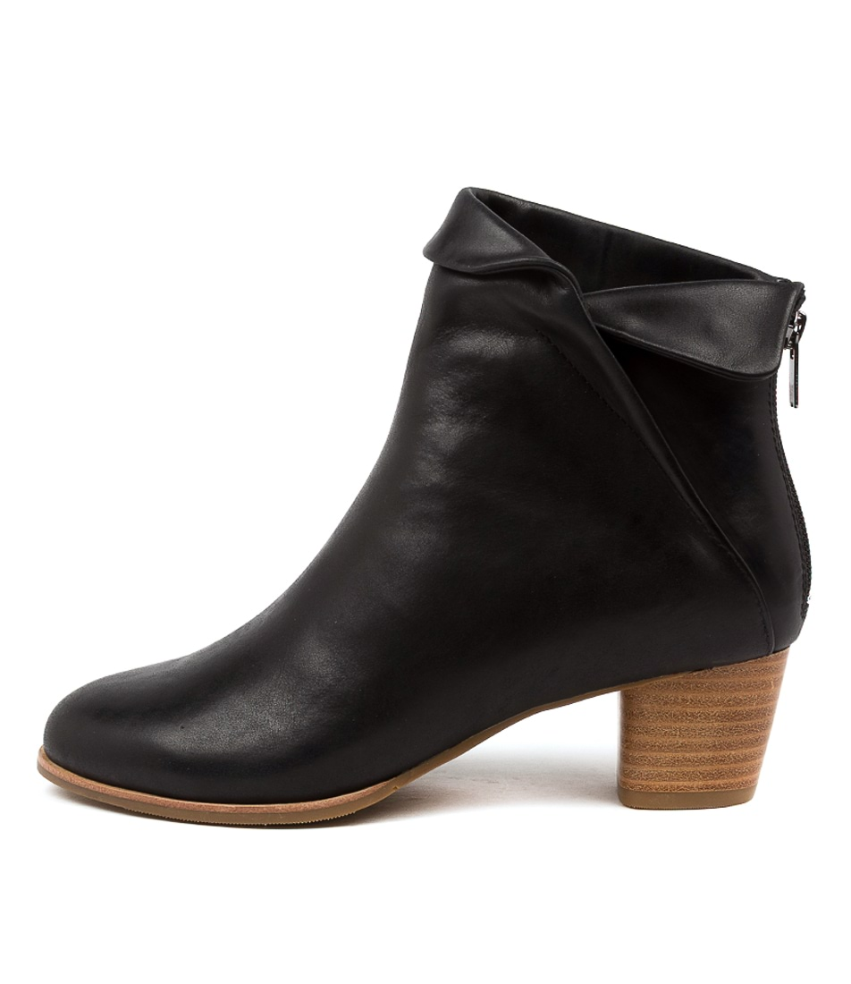 Buy Ziera Grale W Zr Black Ankle Boots online with free shipping