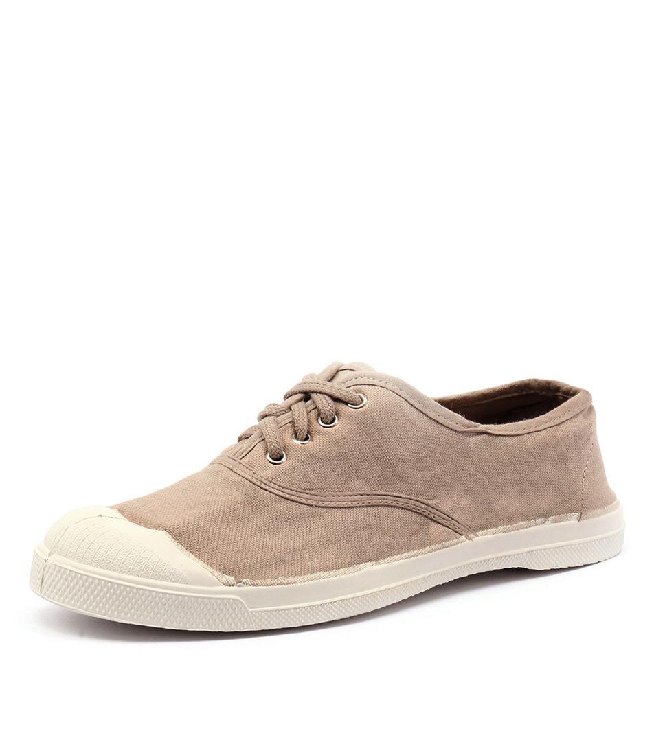 Ben Simon Lacet Eggshell Sneakers