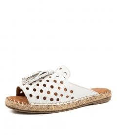 PAMIL WHITE LEATHER