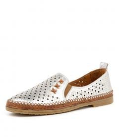 BELRA SILVER LEATHER