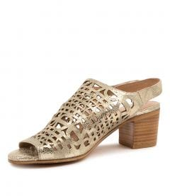BOWE PALE GOLD LEATHER