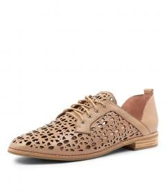 AUDIE NUDE LEATHER