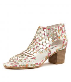 BETTERLY WHITE FLORAL SMO