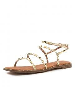 TRACEE PALE GOLD LEATHER