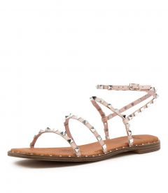 TRACEE DUSTY PINK-SILVER