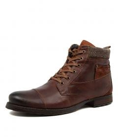 AIREYS RUST LEATHER