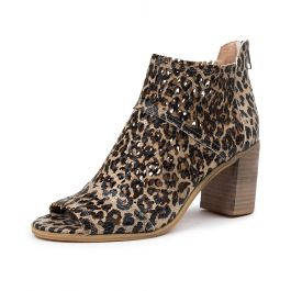 WITCHY TO OCELOT LEATHER by TOP END - at Styletread