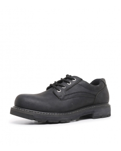 ALAMEIN BLACK LEATHER