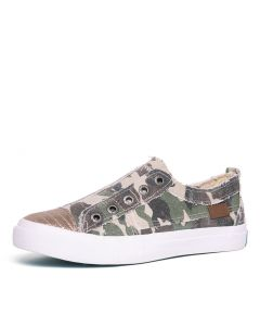PLAY OLIVE WASHED CAMO