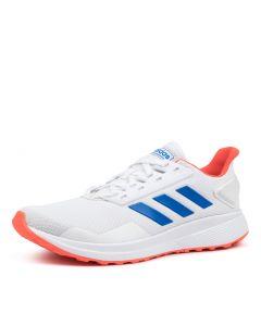 DURAMO 9 WHITE-BLUE-RED