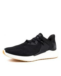 ALPHABOUNCE RC.2 M BLACK WHITE SMOOTH