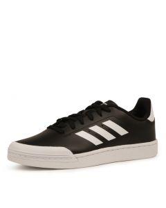 COURT70S BLACK WHITE SMOOTH