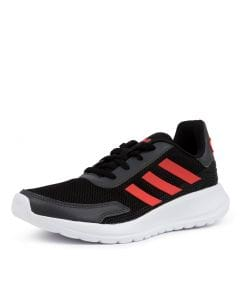 TENSAUR RUN K-JNR BLK-RED