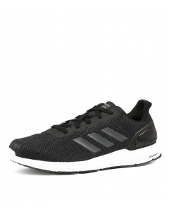 wholesale dealer 78cb7 bfbd4 ADIDAS NEO cosmic 2 sl men s black grey carb smooth