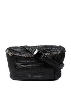 BEST LIES BAG BLK BUBBLE